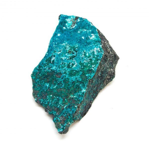 Atacamite with Dioptase Cluster-173953