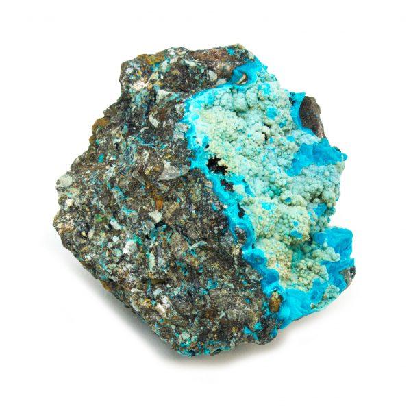 Atacamite with Dioptase Cluster-173968