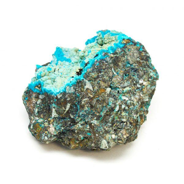 Atacamite with Dioptase Cluster-173967