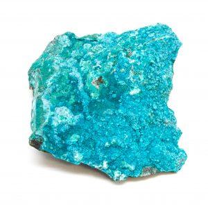 Atacamite with Dioptase Cluster-0