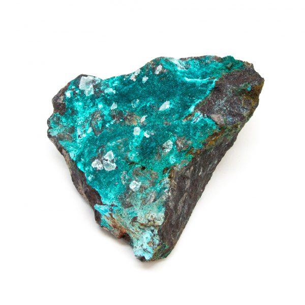 Atacamite with Dioptase Cluster-173975