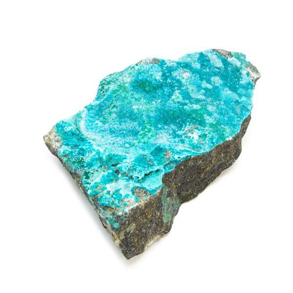 Atacamite with Dioptase Cluster-173983