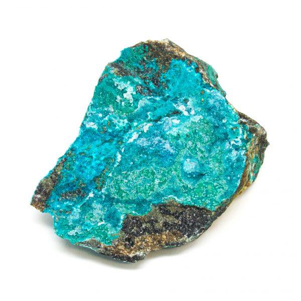Atacamite with Dioptase Cluster-174008