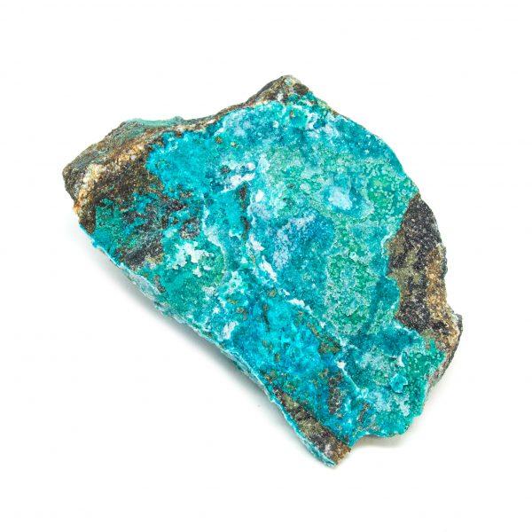 Atacamite with Dioptase Cluster-174010
