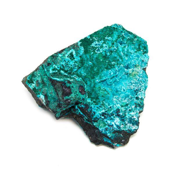 Atacamite with Dioptase Cluster-174012