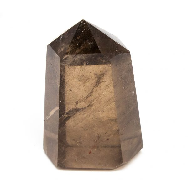 Polished Smoky Quartz Point-183302