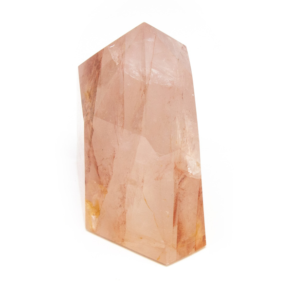 Polished Fire Quartz Point-183347