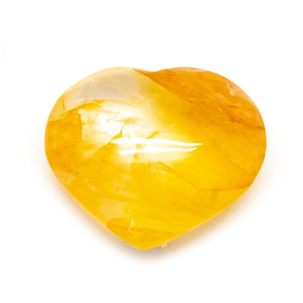 Fire Quartz Heart (Small)-183661