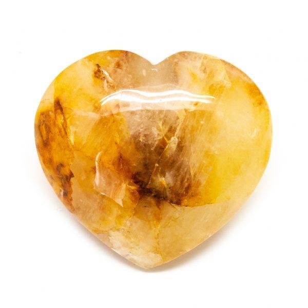 Fire Quartz Heart (Large)-183676