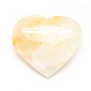 Fire Quartz Heart (Extra Large)-0