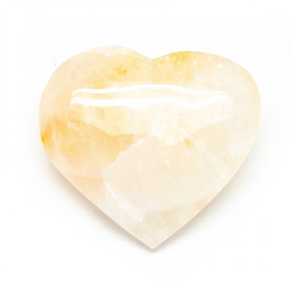 Fire Quartz Heart (Extra Large)-0