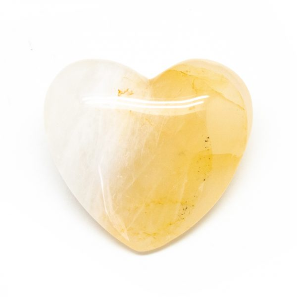 Fire Quartz Heart (Extra Large)-183679