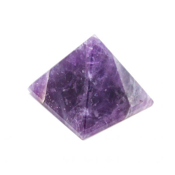 YOUR CHOICE Amethyst Quartz Crystal Obelisk Pyramid Tower Wand Point Mineral USA