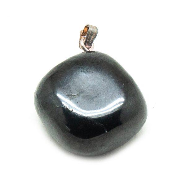 Shungite Tumbled Pendant-192081