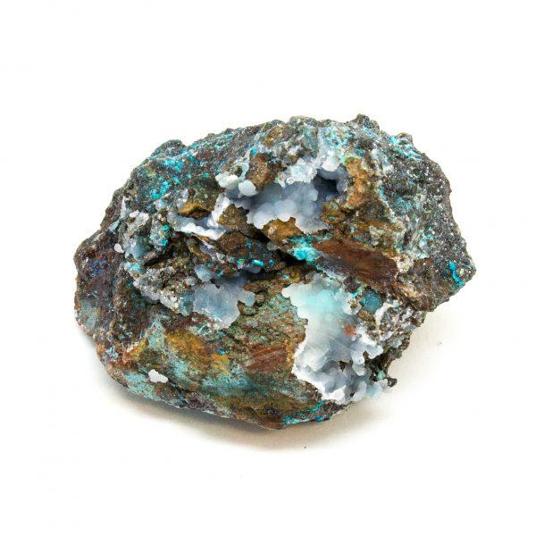 Druzy Atacamite Cluster-174073