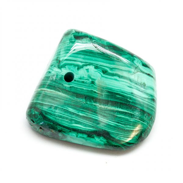 Polished Malachite Pendant-178150