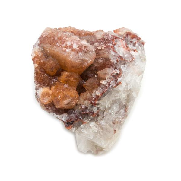 Red Quartz Cluster-167524