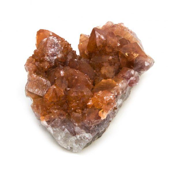 Red Quartz Cluster-167539