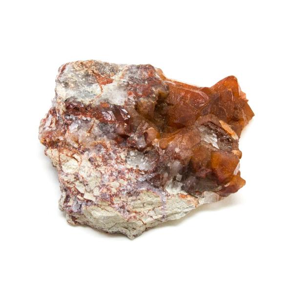 Red Quartz Cluster-167602