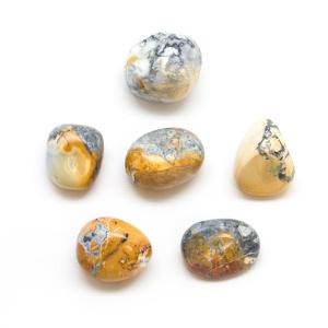 Maligano Jasper Tumbled Stone Set (Large)-0