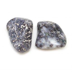 Violet Quartz Pair (Small)-0