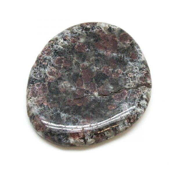 Garnet in Biotite Palm Stone (Large)-187769