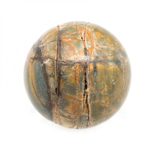 Red Creek Jasper Sphere (20-30 mm)-188331
