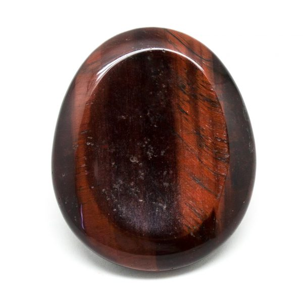 Red Tiger's Eye Worry Stone-0