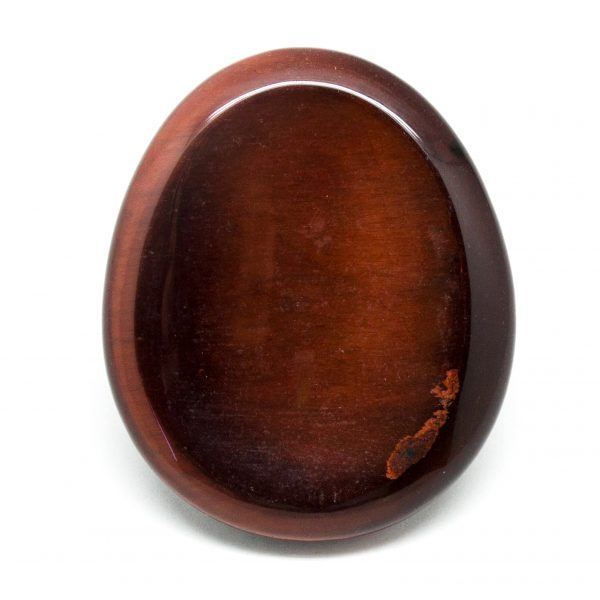 Red Tiger's Eye Worry Stone-188360