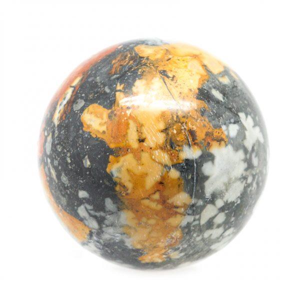 Maligano Jasper Sphere (30-40 mm)-0