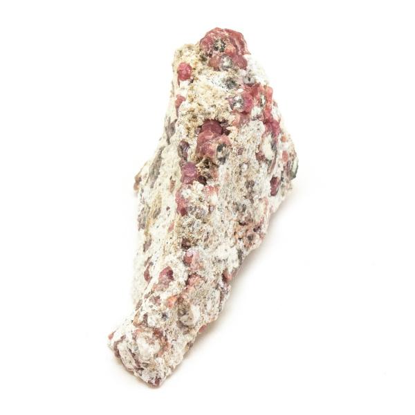 Rhodolite Garnet on Matrix Cluster-190463