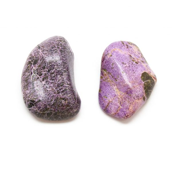 Stichtite Aura Stone Pair (Small)-0