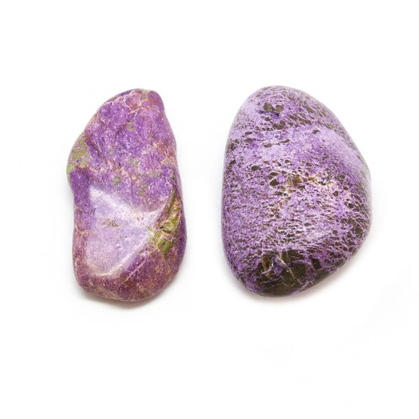 Stichtite Aura Stone Pair (Small)-191230