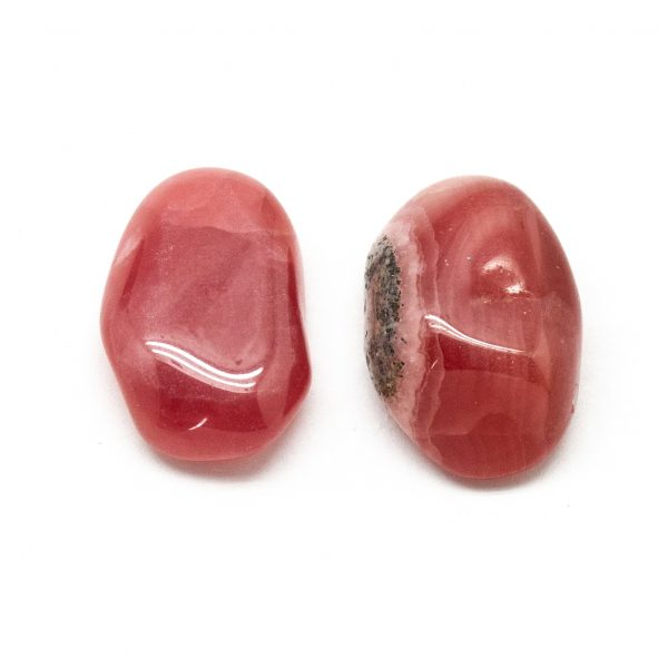 Rhodochrosite Tumbled Stone Pair (Extra Large)-191260