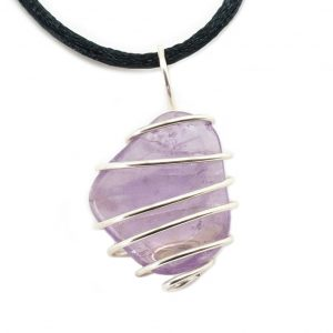 Ametrine Vortex Pendant (Medium)-0