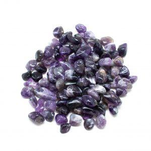 Amethyst Pebbles (1/4 lb)-0