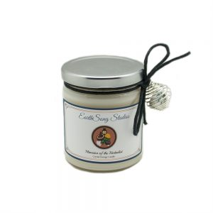 Mansion of the Herbalist Crystal Energy Candle-0