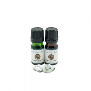 Mansion of the Herbalist Aromatherapy Diffuser Set-0