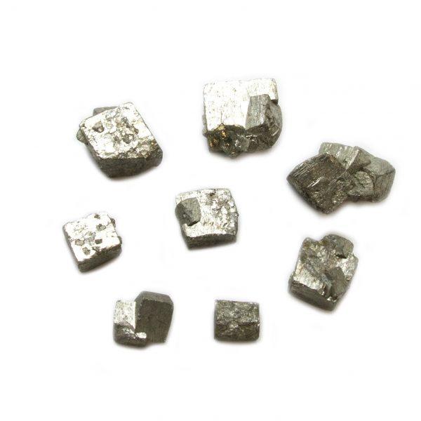 Natural Pyrite Set-192995