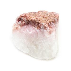 Pink Tourmaline in Matrix Cluster-0