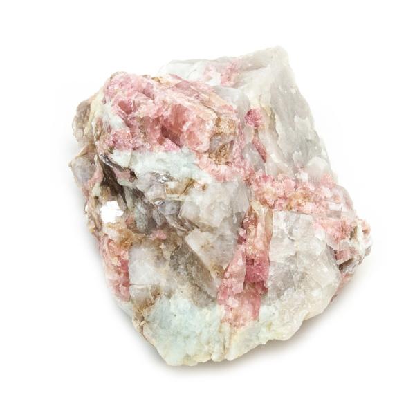 Pink Tourmaline in Matrix Cluster-194955