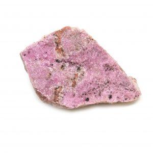 Cobaltoan Calcite Cluster-0