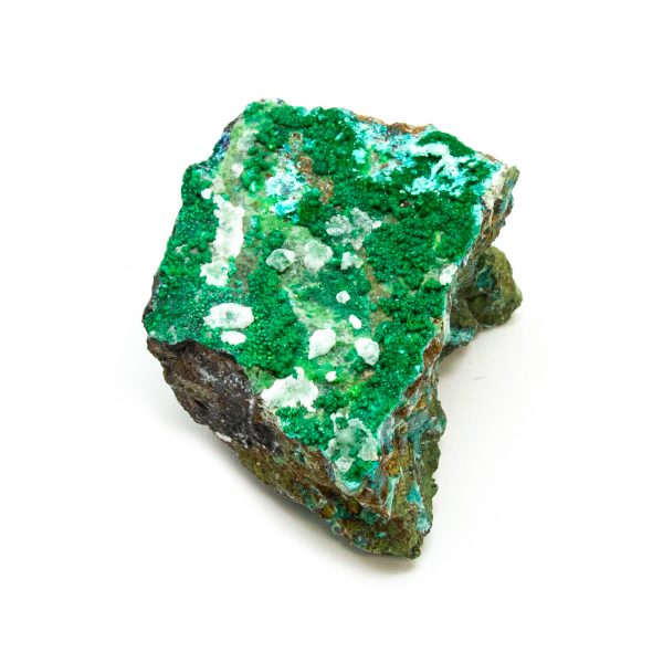 Brochantite with Atacamite Cluster-195218