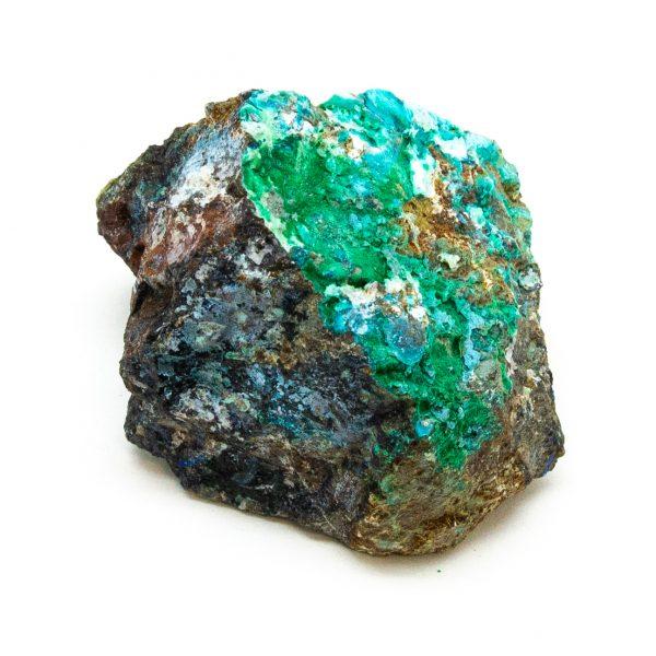 Brochantite with Atacamite Cluster-195344
