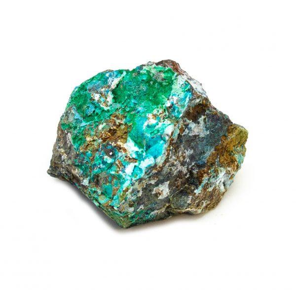 Brochantite with Atacamite Cluster-195343