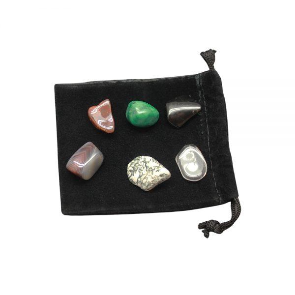 Earth Element Crystal Kit-0