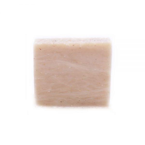 Agate Rosemary Lavender Beard, Hair, & Body Handmade Crystal Soap-0