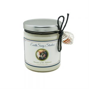 Mansion of the Alchemist Crystal Energy Candle-0