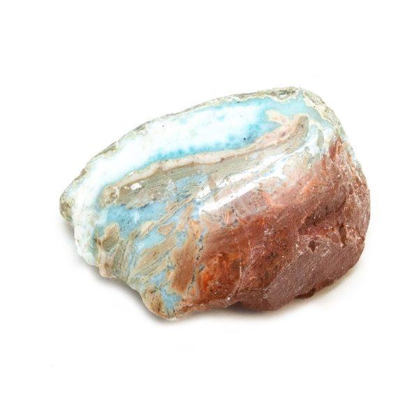Polished Larimar Crystal-197756
