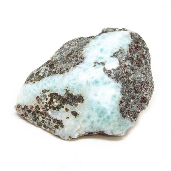 Polished Larimar Crystal-0